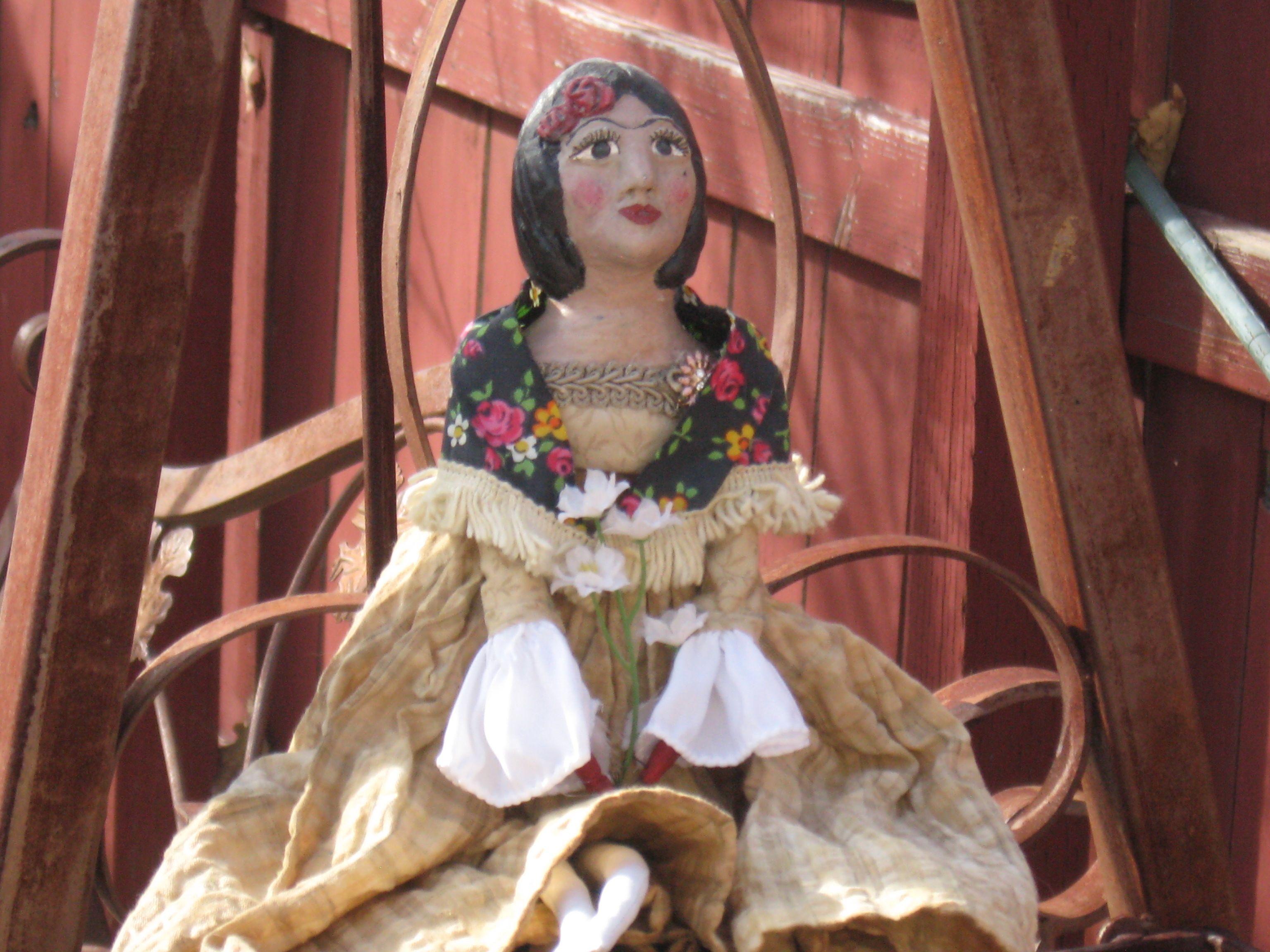 Frida Kahlo inspired.