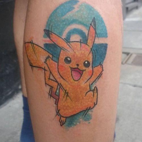 pokemon tattoos 12