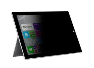 Best Microsoft Surface Screen Protection: PerfectFit Tempered Glass Screen Protector with Privacy Protection