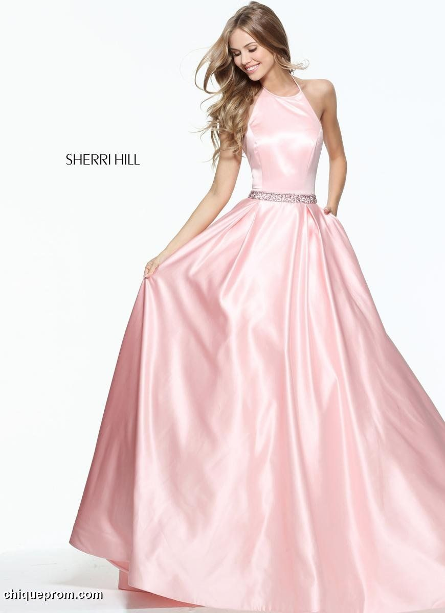 Sherri hill prom style glowing pinterest prom