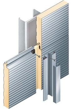 Kingspan Insulated Panels Kingspan Panneaux Sandwich Isolants Metal Panels Facade Metal Building Designs Insulated Panels