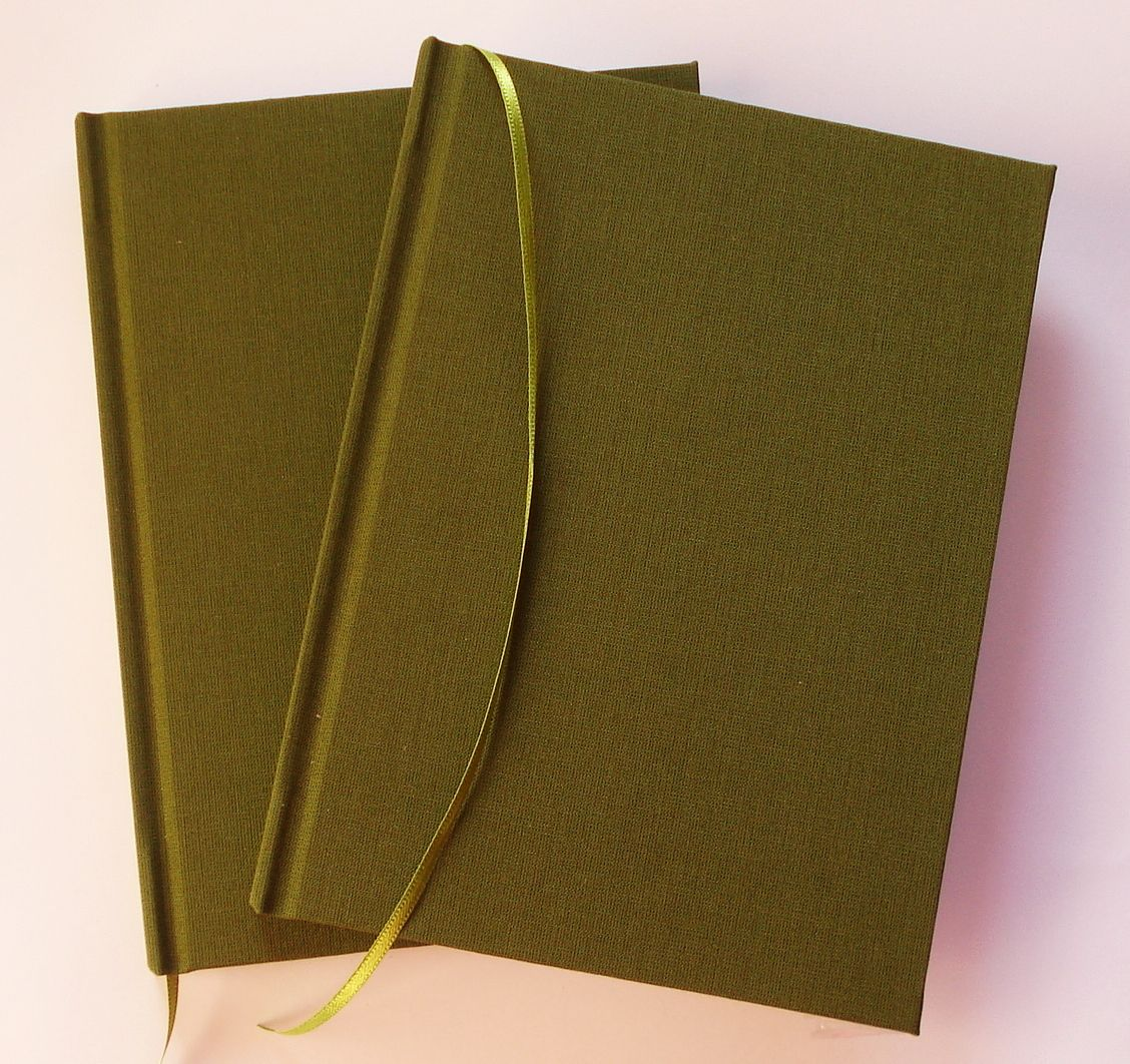 custom blank journal made to order handbound you design lined