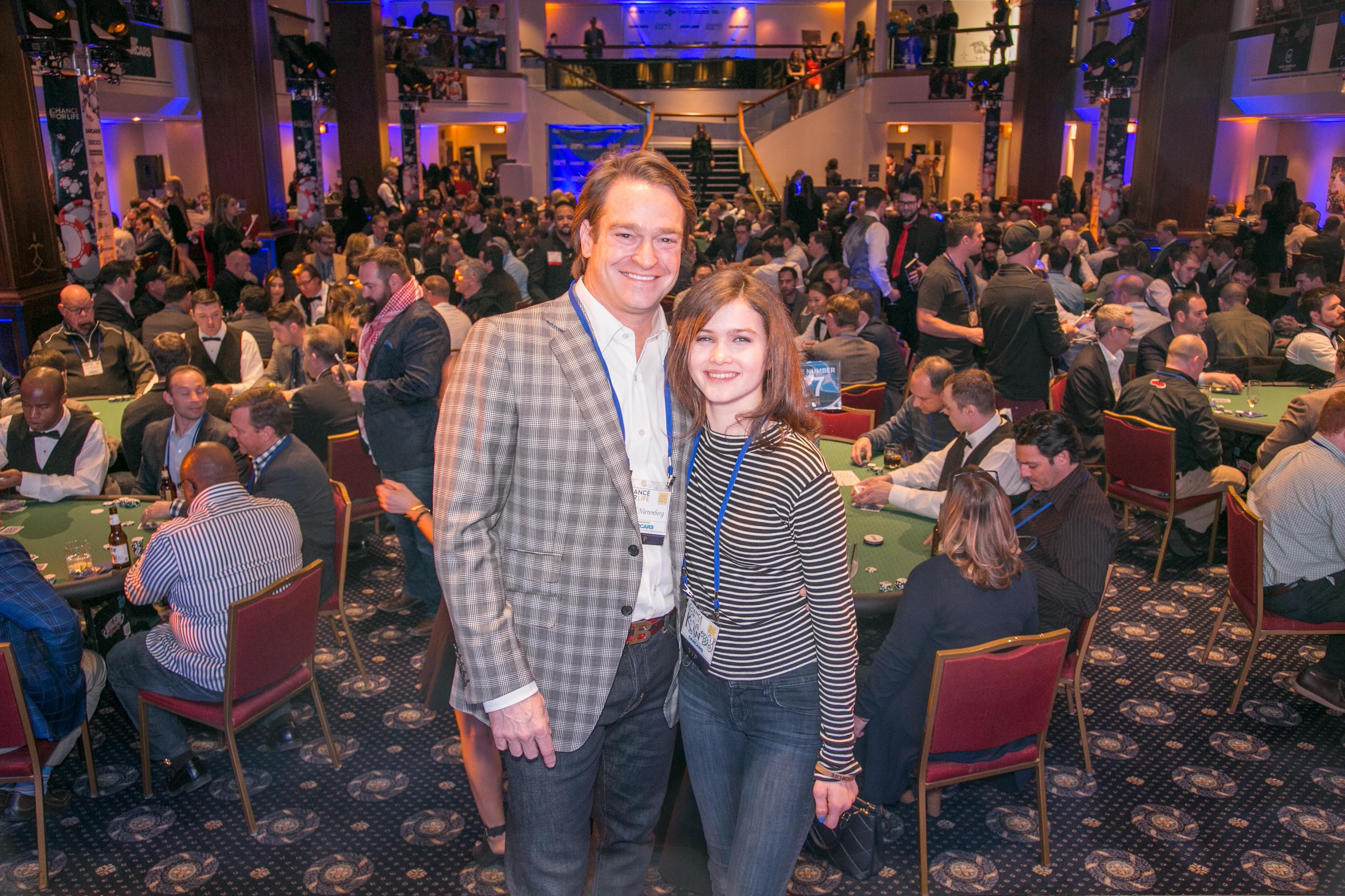 Chance for Life Charity Poker Tournament to be Held at MGM