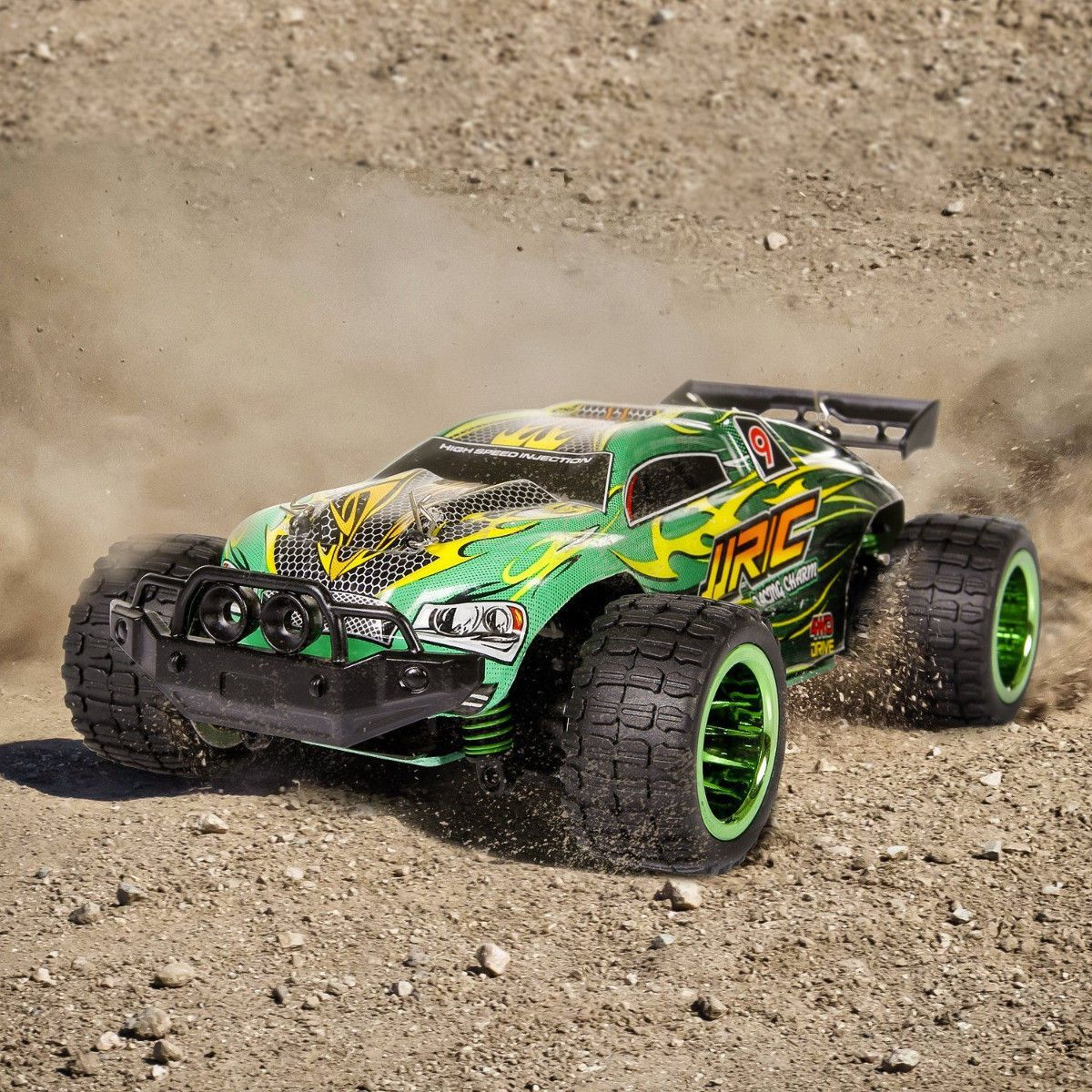 RC High Speed Remote Control OffRoad Racing Cars Fun Toys