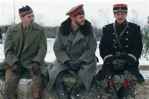 Joyeux Noel: 2005 French film, WWI Christmas truce 1914, depicted through the eyes of French ...
