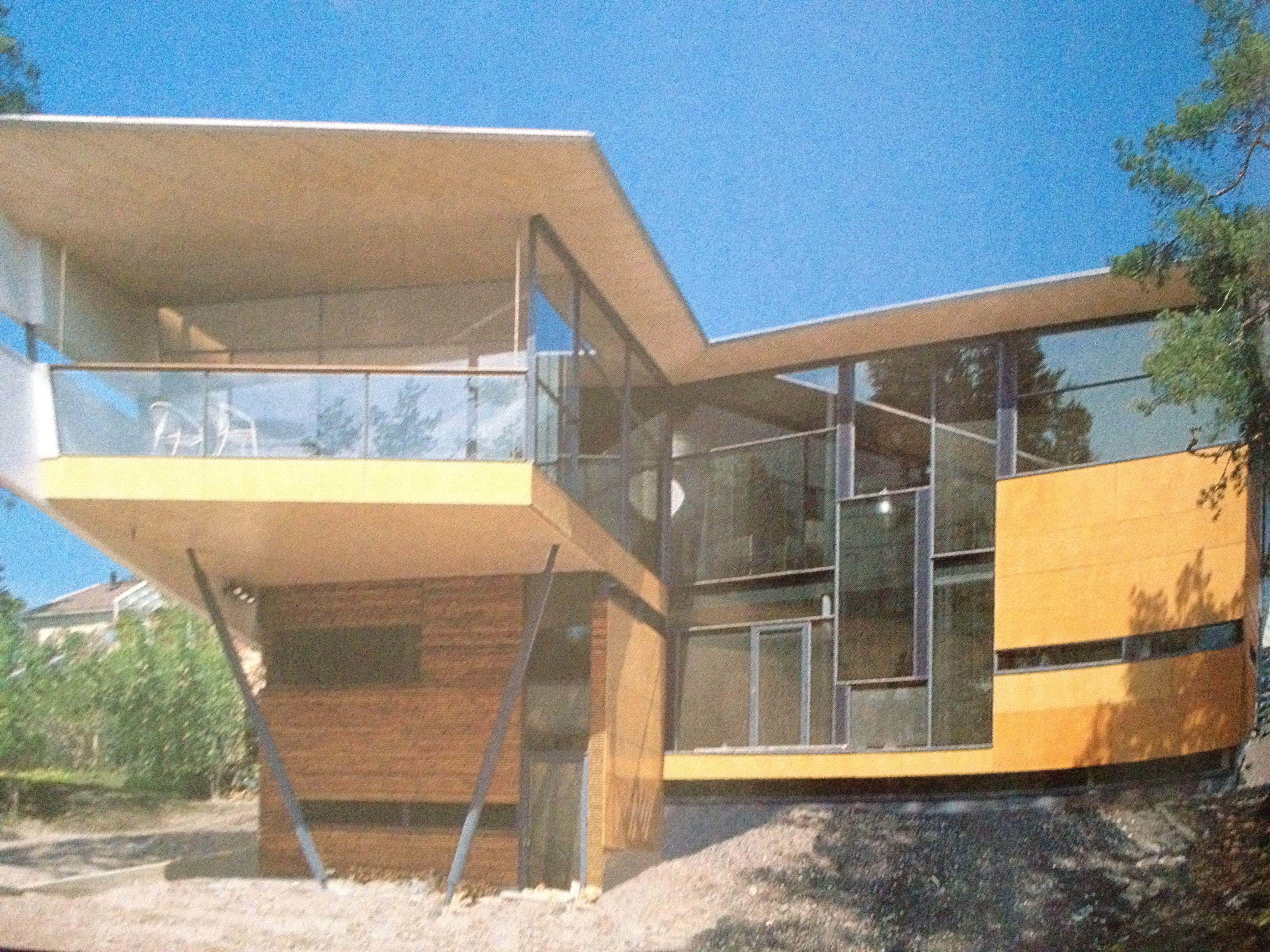 Jyrki Tasa / House Moby Dick | Postmoderni Arkkitehtuuri | Pinterest |  Architecture