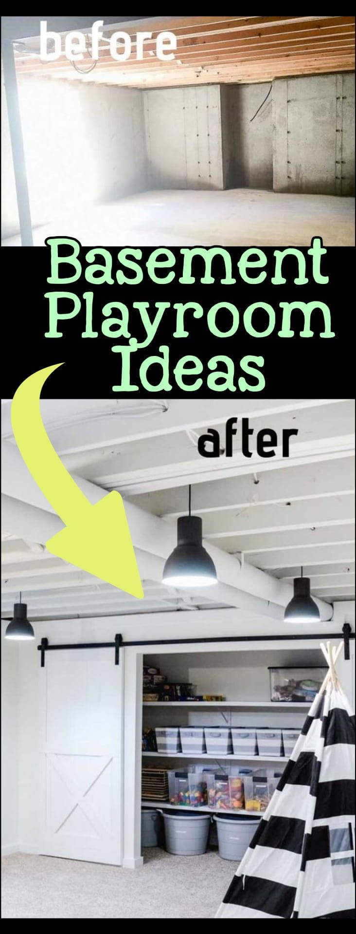 Basement Ideas - Gorgeous DIY Finished Basement Decor ...