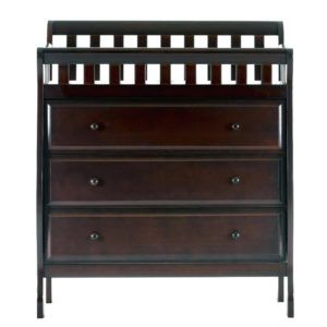 Graco Dresser Changing Table Espresso