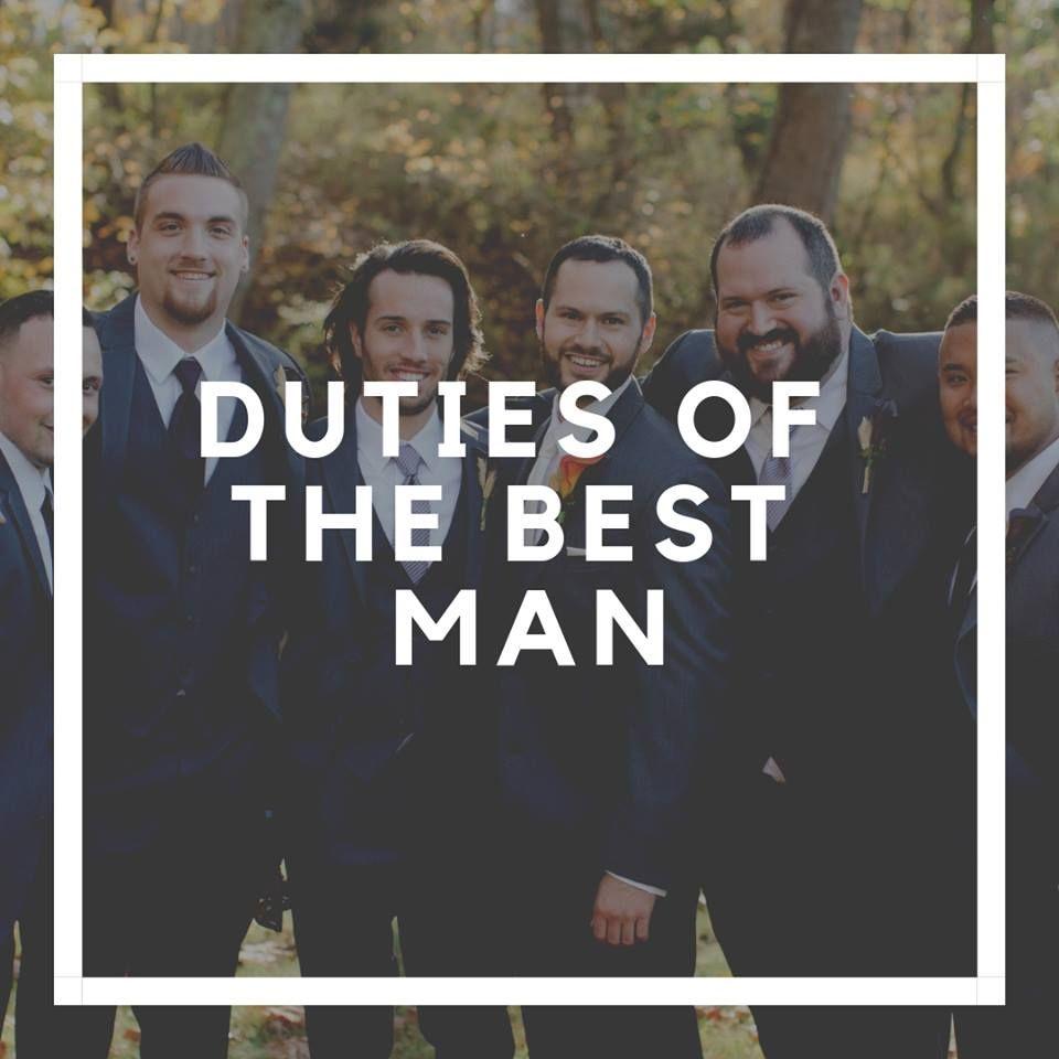Duties Of A Best Man: Bucks-pa-tuxedo-what-are-Best-man-duties