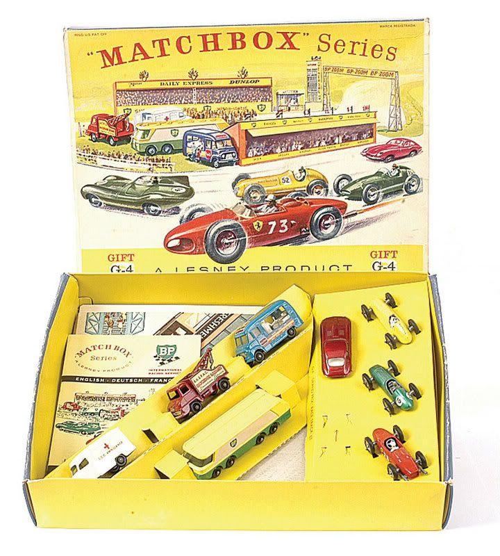 Lesney Matchbox G4 | matchbox | Pinterest | Toy, Matchbox cars and ...