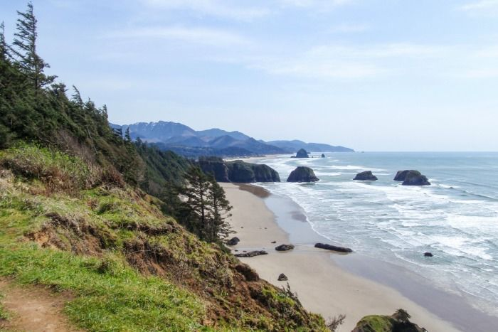 Lisa Holmes has hiked over 8,000 trails in the Pacific Northwest. Find out which four are her favorites in Oregon.
