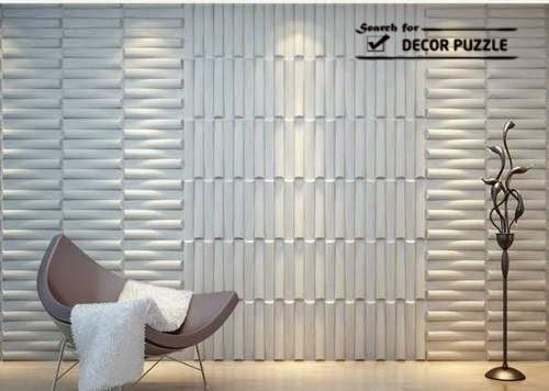 Wall Decor 3d versatile wooden decorative wall panels, 3d wall decor art