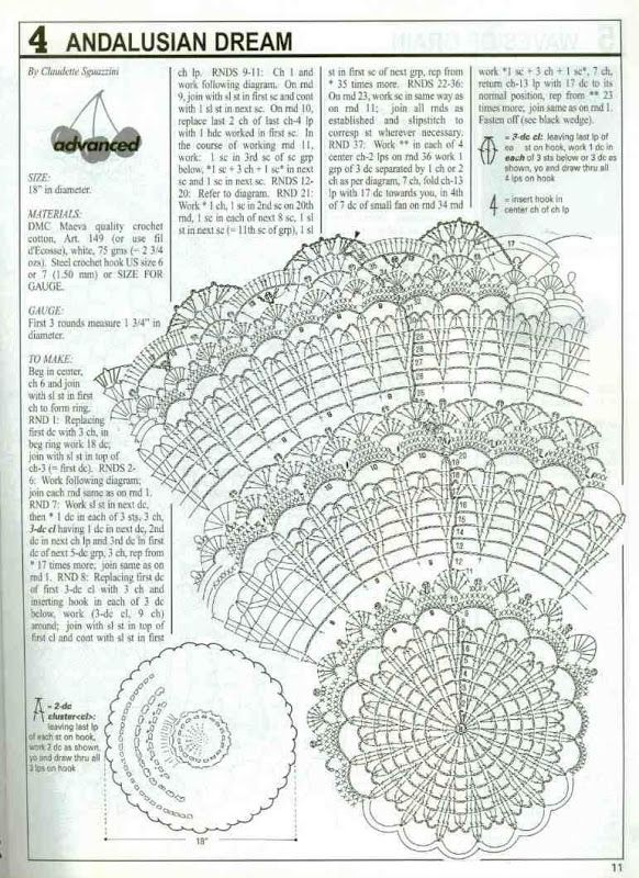 Decorative Crochet Magazine 71 - 12345 - Álbumes web de Picasa