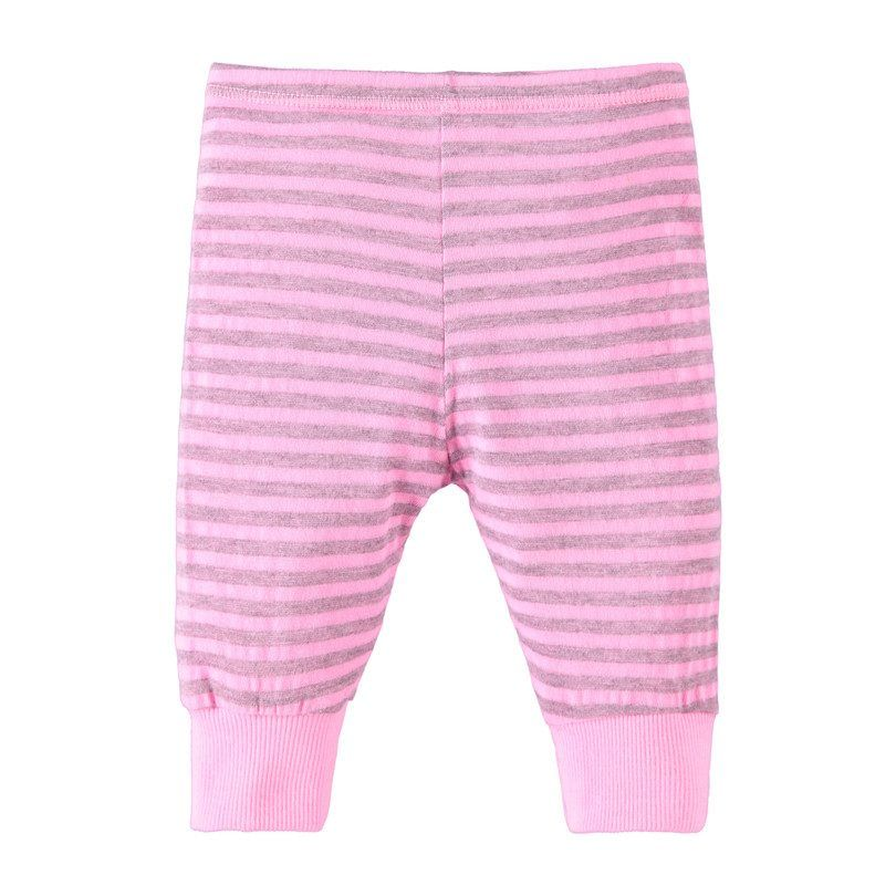 Heathered Stripe Legging, Hotel Pink #stripedleggings