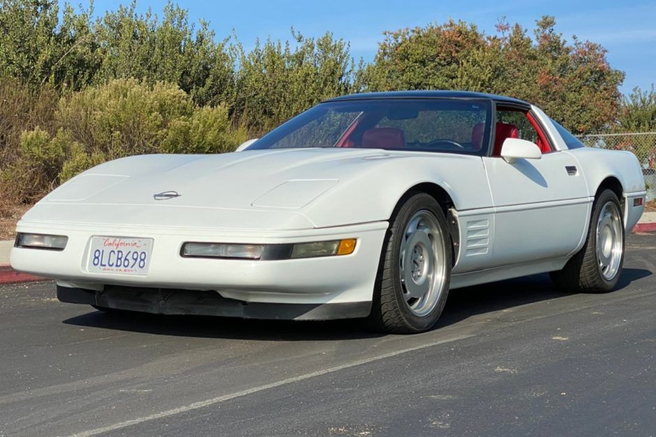 1991 Chevrolet Corvette Zr 1 Chevrolet Corvette Corvette Chevrolet