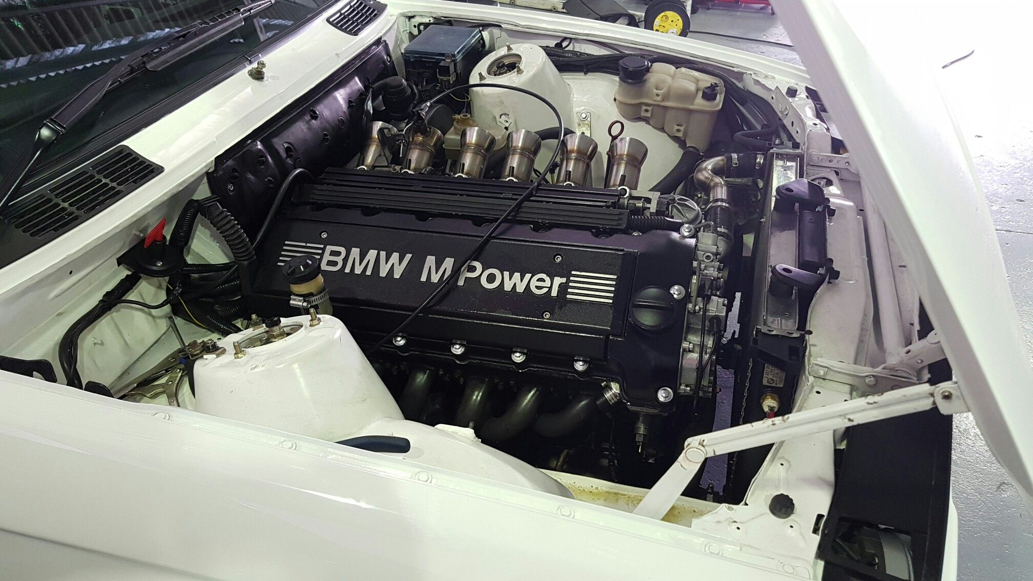 1998 bmw 318i engine swap