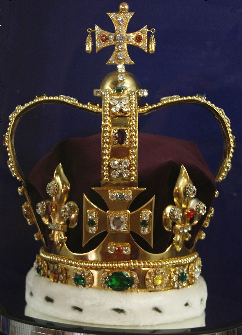 Recreation of St. Edward's Crown
