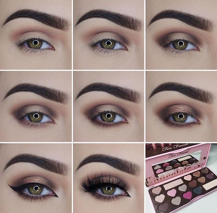 Pin By Shamica Conley On Hair Beauty Pinterest Makeup Eye And