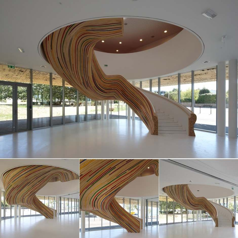 51 Stunning Staircase Design Ideas: STAIRCASE DESIGNS THAT WILL BLOW YOUR MIND