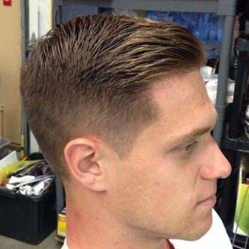27 Comb Over Hairstyles For Men   Crew cuts, Haircuts and Hair style