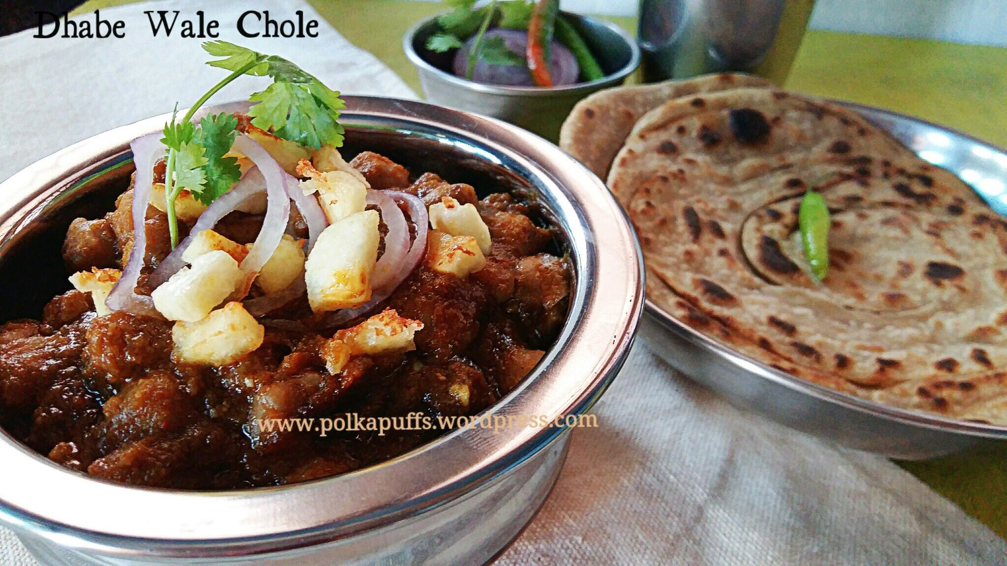 Dhabe wale chole chickpeas in a spicy indian curry chana masala dhabe wale chole chickpeas in a spicy indian curry chana masala recipe restaurant indian food recipes and masala recipe forumfinder Gallery