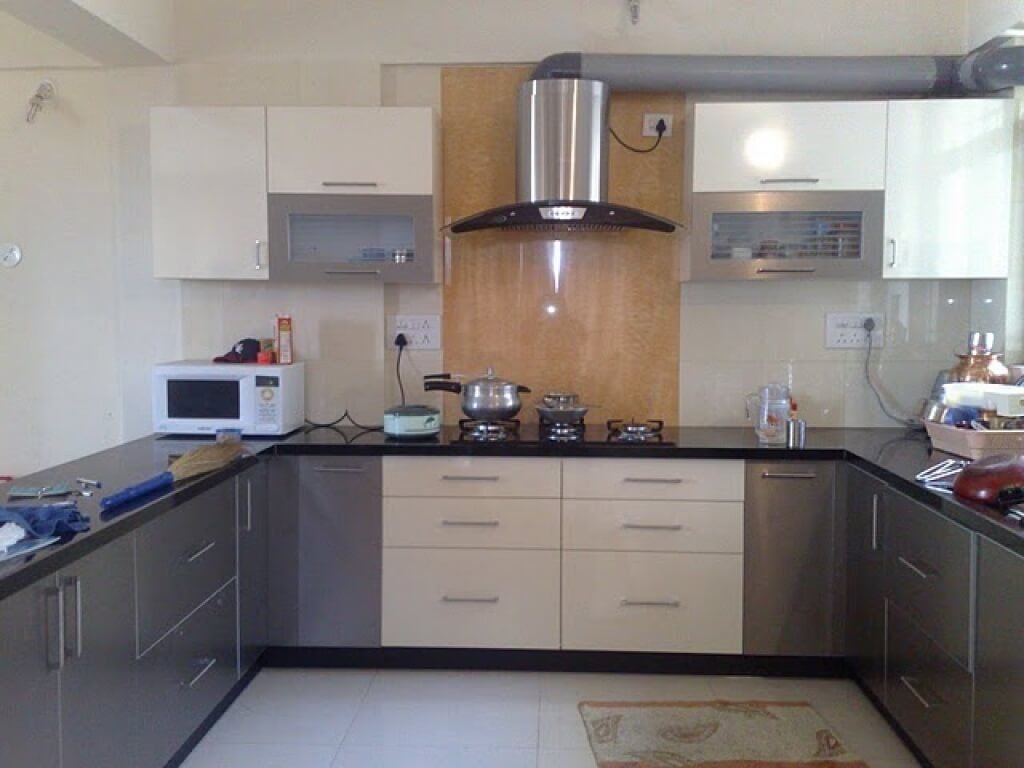 9+ Modular Kitchen Design Ideas For Indian Homes   Classy kitchen ...
