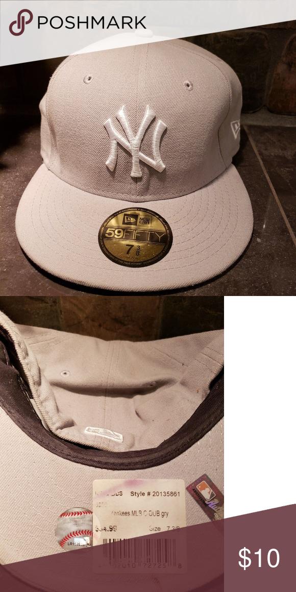 3511cce462a61 New Era NY Yankees NWT NWT. New Era NY Yankees. Need spot clean. Price  adjusted accordingly. New Era Accessories Hats