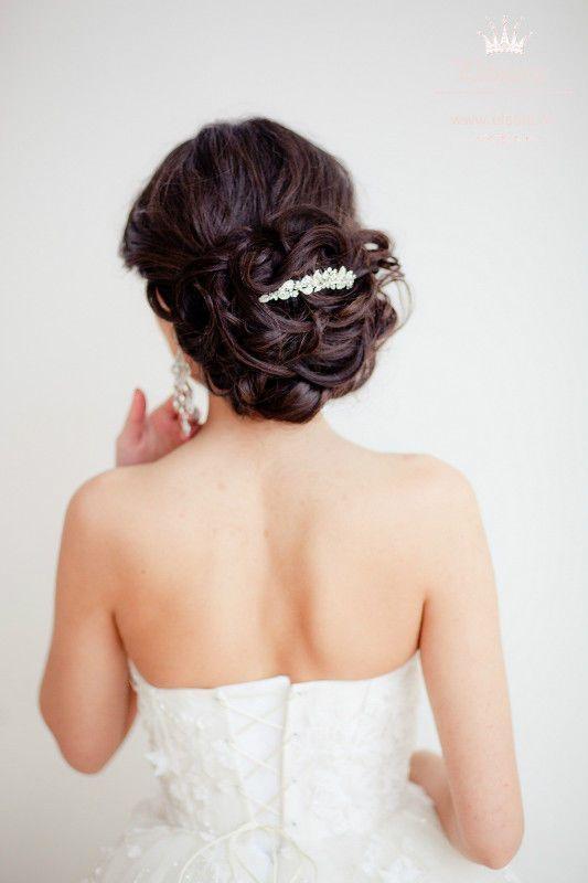 recogidos bajos para bodas novias e invitadas diario de una novia - Recogidos De Novia Bajos