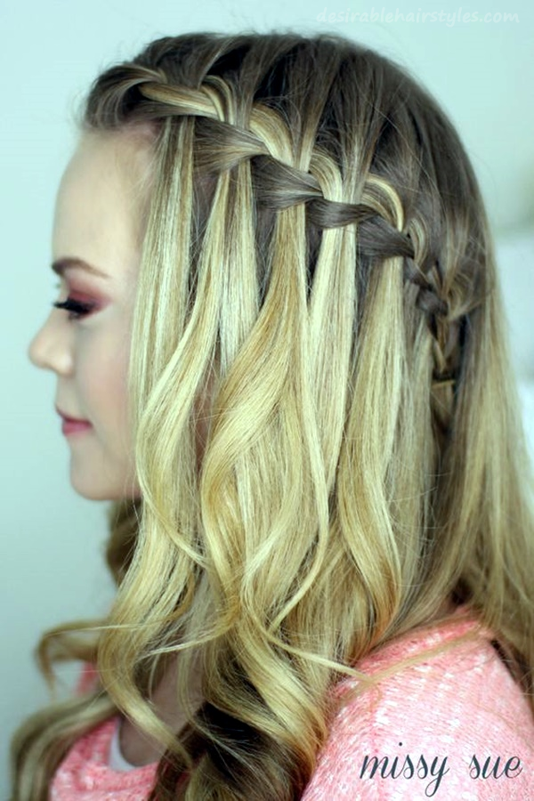45 Easy Half Up Half Down Hairstyles For Every Occasion 9