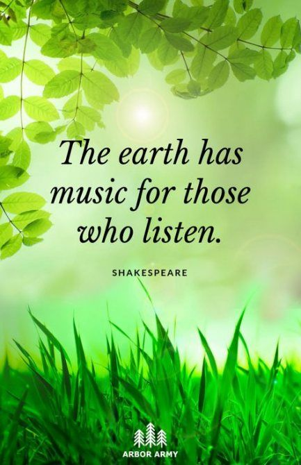 Best green nature quotes trees Ideas