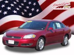 2010 Chevrolet Impala Vehicle Photo in Liberty, MO 64068
