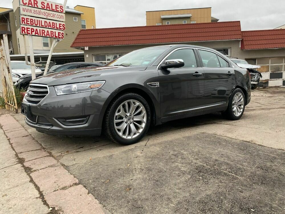 2019 Ford Taurus Limited 4dr Sedan 2019 Ford Taurus Gray With 33778 Miles Available Now In 2020 2019 Ford Sedan Used Ford