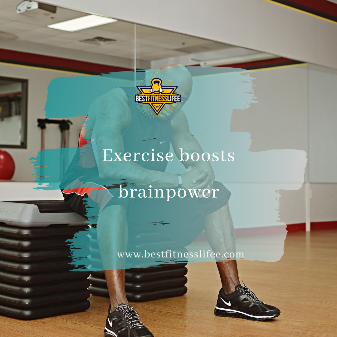 Exercise boosts brainpower. 🏃‍♂️ . . . . #fitness #gym #workout #fit #fitnessmotivation #motivation #bodybuilding #fitfam