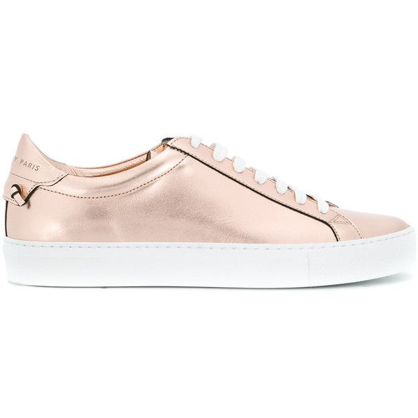 4cf28004136 Givenchy Urban Street low-top sneakers (€445) via Polyvore featuring shoes