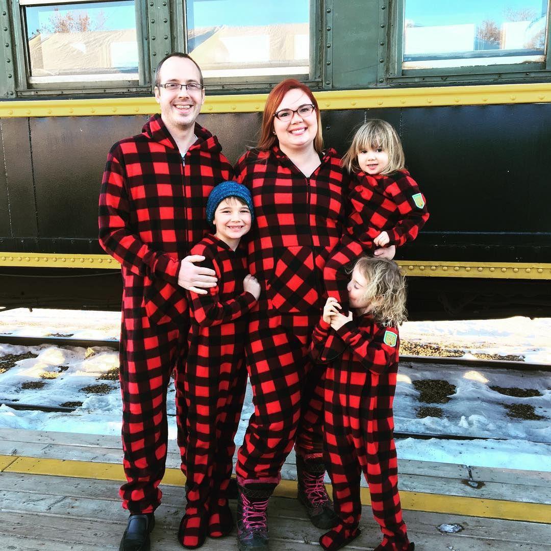 Matching Canada Plaid pajamas from Snug As a Bug.  snugasabug   matchingpajamas  christmasmagic  christmaspajamas  familyfun   holidaylikeyoumeanit 4187b9b60