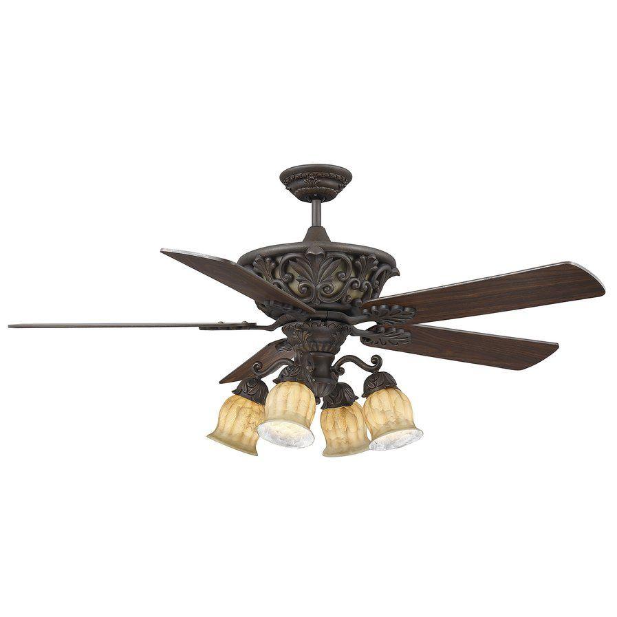 52 Monarch 5 Blade Ceiling Fan