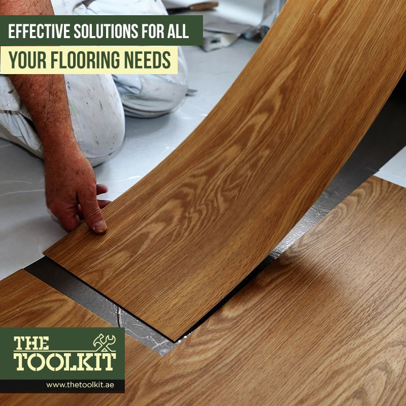 The Toolkit Provides You Complete Flooring Solutions. Call