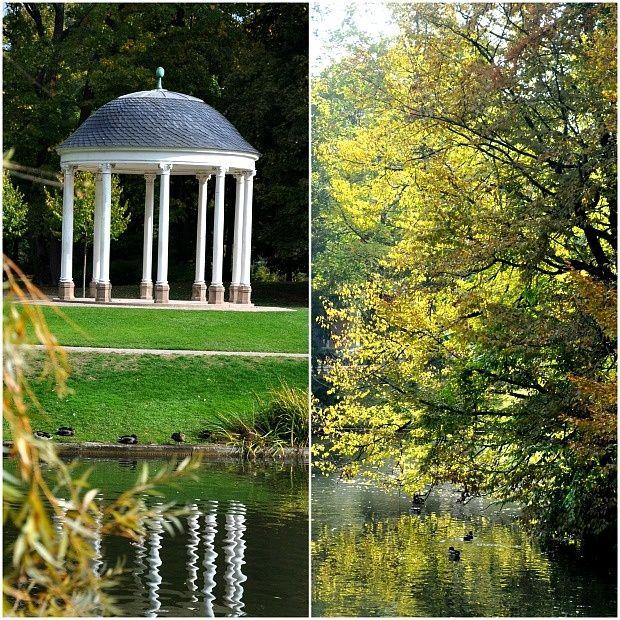 Strasbourg 2015 17 le jardin de l 39 orangerie tourisme alsace pinterest strasbourg and - Les jardins de l orangerie ...