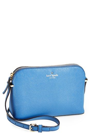Kate Spade Cedar Street Mandy bag in bluebell. Perfect little summer  crossbody bag! c0c3c8d0a1