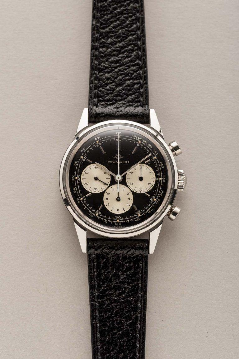Movado M95 Gilt Vintage Chronograph Shuck The Oyster Vintage Watches Vintage Watches For Men Vintage Watches Luxury Watches For Men