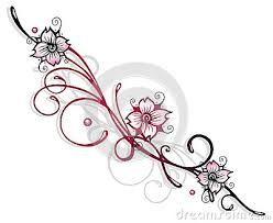 """Résultat de recherche d'images pour """"tatouage fleur de cerisier"""""""