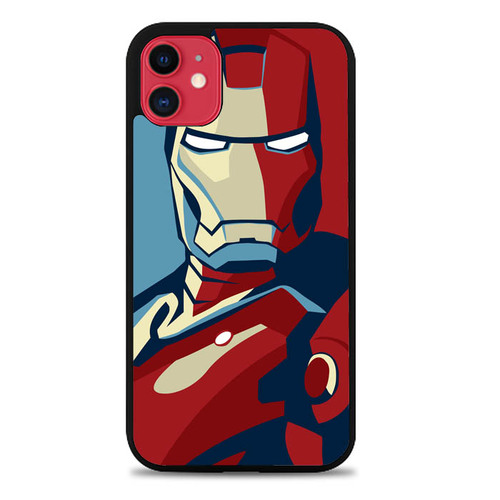 Ironman Wallpaper L0374 iPhone 11 Case in 2020 Iphone 11