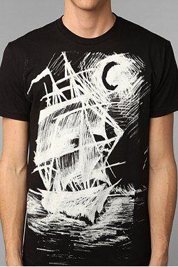 Ship T-Shirt~