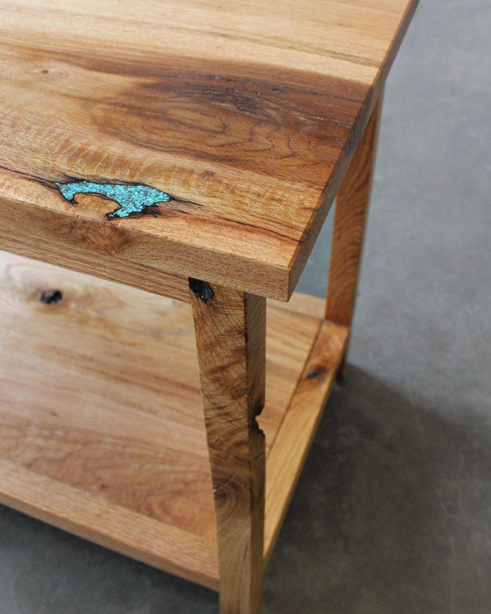 Captivating Cogi Media Console U2014 Shigouri U2014 Woodworking U0026 Custom Furniture U2014 Denver,  Colorado Oak Turquoise
