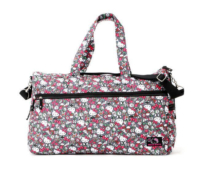 Hello Kitty Overnight Bag  Favorites  901882b6b0c71