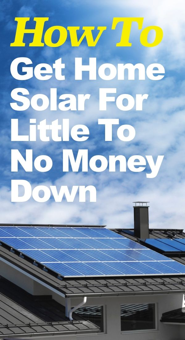 The Residential Renewable Energy Tax Credit Is A Little Known Government Program That Helps Put Solar On Your Home For Little To N Solar Solar Energy Homeowner