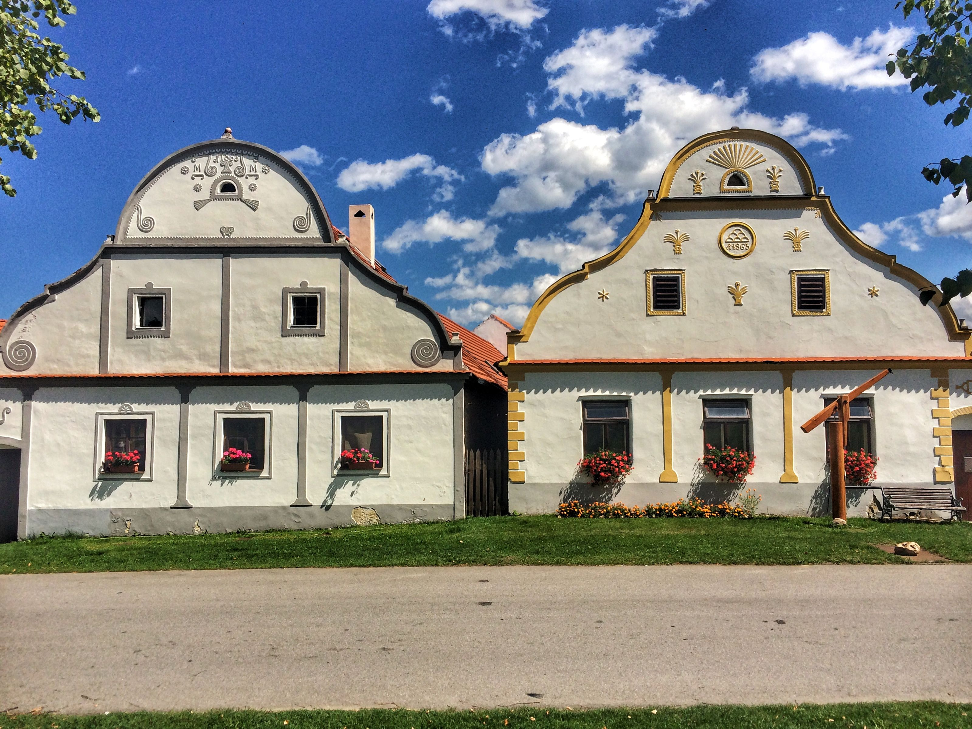 Holašovice, památka Unesco