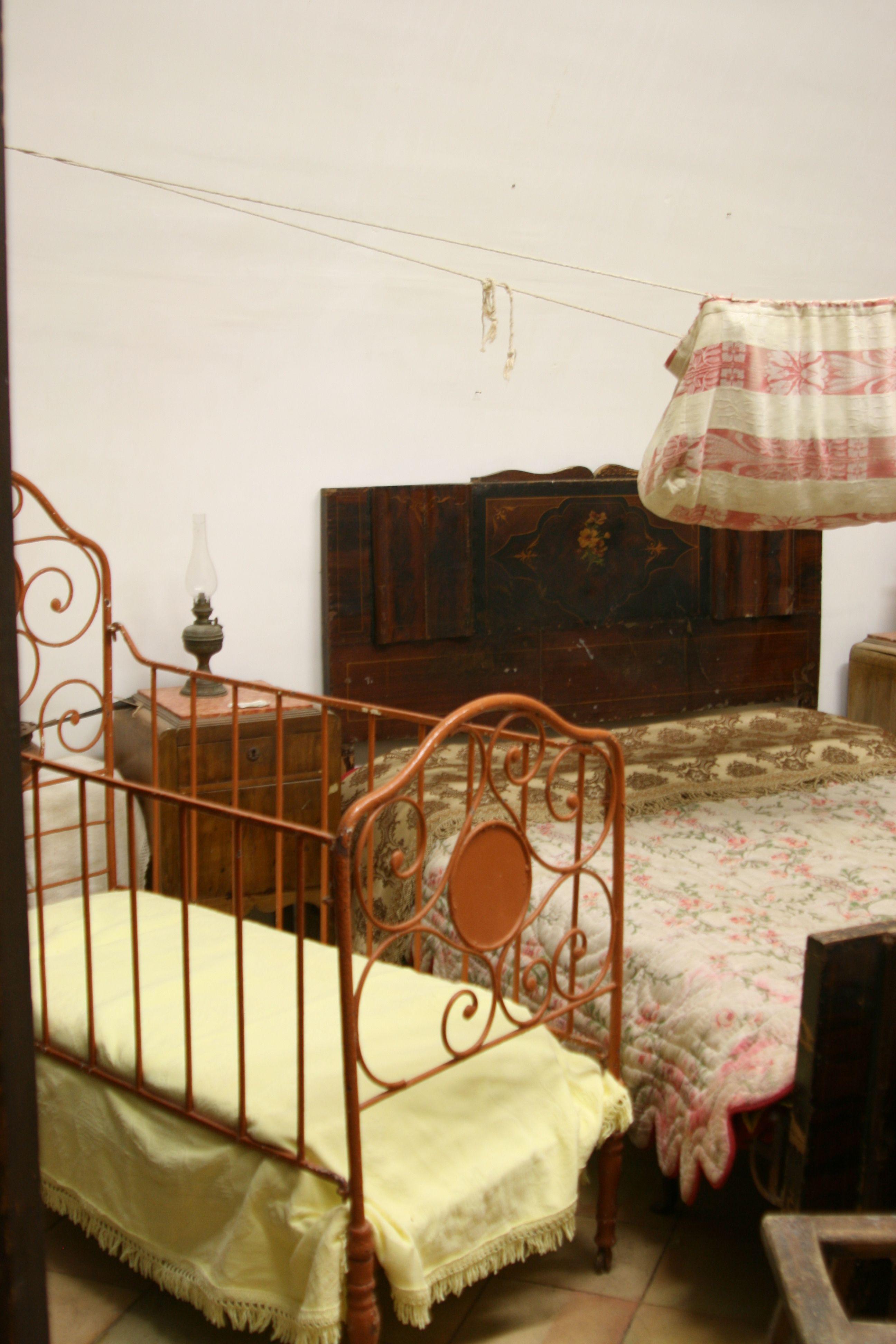 un'antica stanza siciliana
