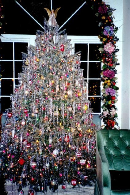 50's christmas tree - 50's Christmas Tree Xmas Tree Pinterest Christmas Tree