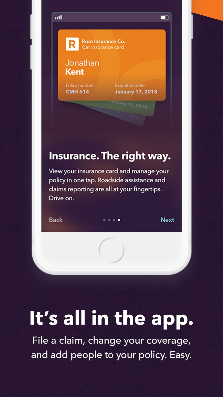 Root Car Insurance Productivity Finance Apps Ios Car